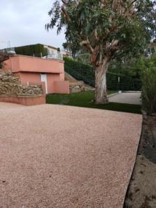 Amenagement jardin paysager frejus