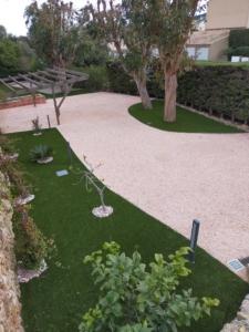 Amenagement jardin paysager